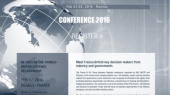 Her-Bak Médias participe à Rennes à la conférence commerciale Franco-Britannique sur la défense et la sécurité