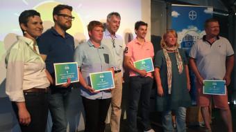 Concours Better Idea 2018: cinq idées innovantes d'agriculteurs récompensées!