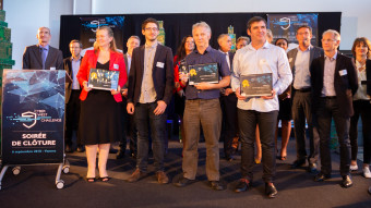 Soirée de clôture du Cyber West Challenge: Dawizz lauréat de l'édition 2018 !