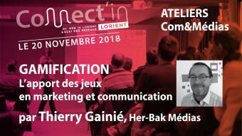 Venez vous prendre au jeu mardi 20/11 au Connect'in Lorient !