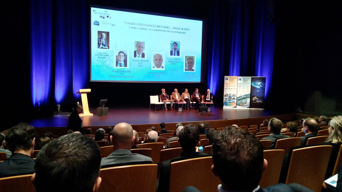 Business Pro, le nouvel événement Business par Bretagne Pôle Naval