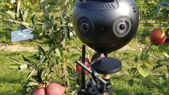 Notre nouvelle caméra 360 : Insta Pro 2