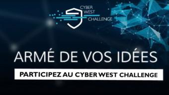 Le Concours CYBER WEST CHALLENGE 2ème édition