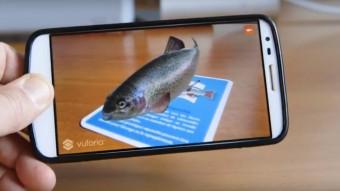 L'Inra propose un jeu de cartes en Réalité Augmentée sur le Salon de l'agriculture 2018