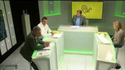 Captation d'un plateau TV avec Dow Agro Sciences, présentant les techniques du désherbage du colza