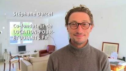Reportage vidéo, location-pour-étudiants.fr, lauréat des Audacity Awards