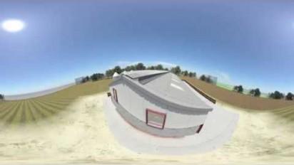 La solution Isolonde en 360° pour bâtiments d'élevage