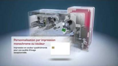 Présentation 3D des performances de l'imprimante Primacy