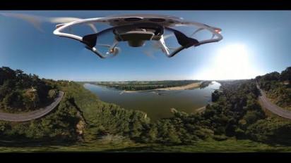 Visite virtuelle immersive à 360° des Pays de La Loire