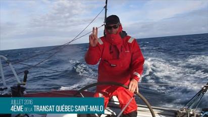 Reportage vidéo Olmix Sailing Team