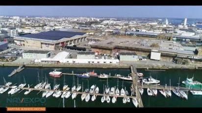Vidéo testimoniale Navexpo Salon International du secteur Maritime