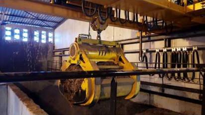 Tournage dans les coulisses d'une chaufferie Biomasse