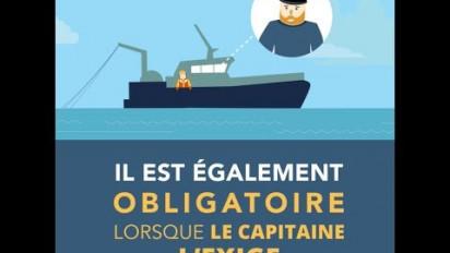 Animation pédagogique de l'Institut Maritime de Prévention