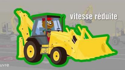 Campagne prévention sécurité en animation