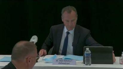 Captation et retransmission live du Conseil Communautaire Châteaubriant-Derval