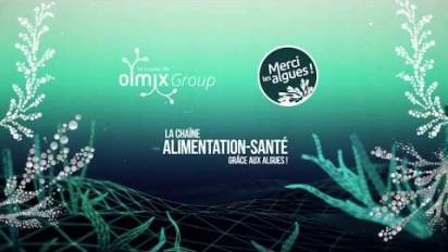 Animation 3D carte de voeux Olmix