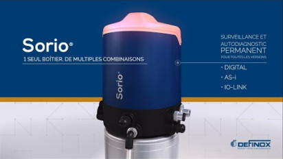 L'innovation SORIO en 3D pour Definox