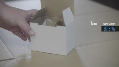 Vidéo corporate Cartonnages de l'Atlantique