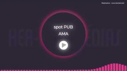Spot radio AMA