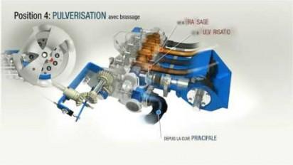 Animation 3D - l'innovation Ecomatic, une nouvelle vanne par Berthoud
