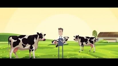 Teaser pour le Congrès National des Producteurs de lait