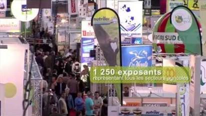 Reportage vidéo au Sommet de l'élevage