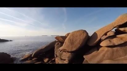 Clip de présentation vidéo de La Bretagne, région dynamique et plurielle